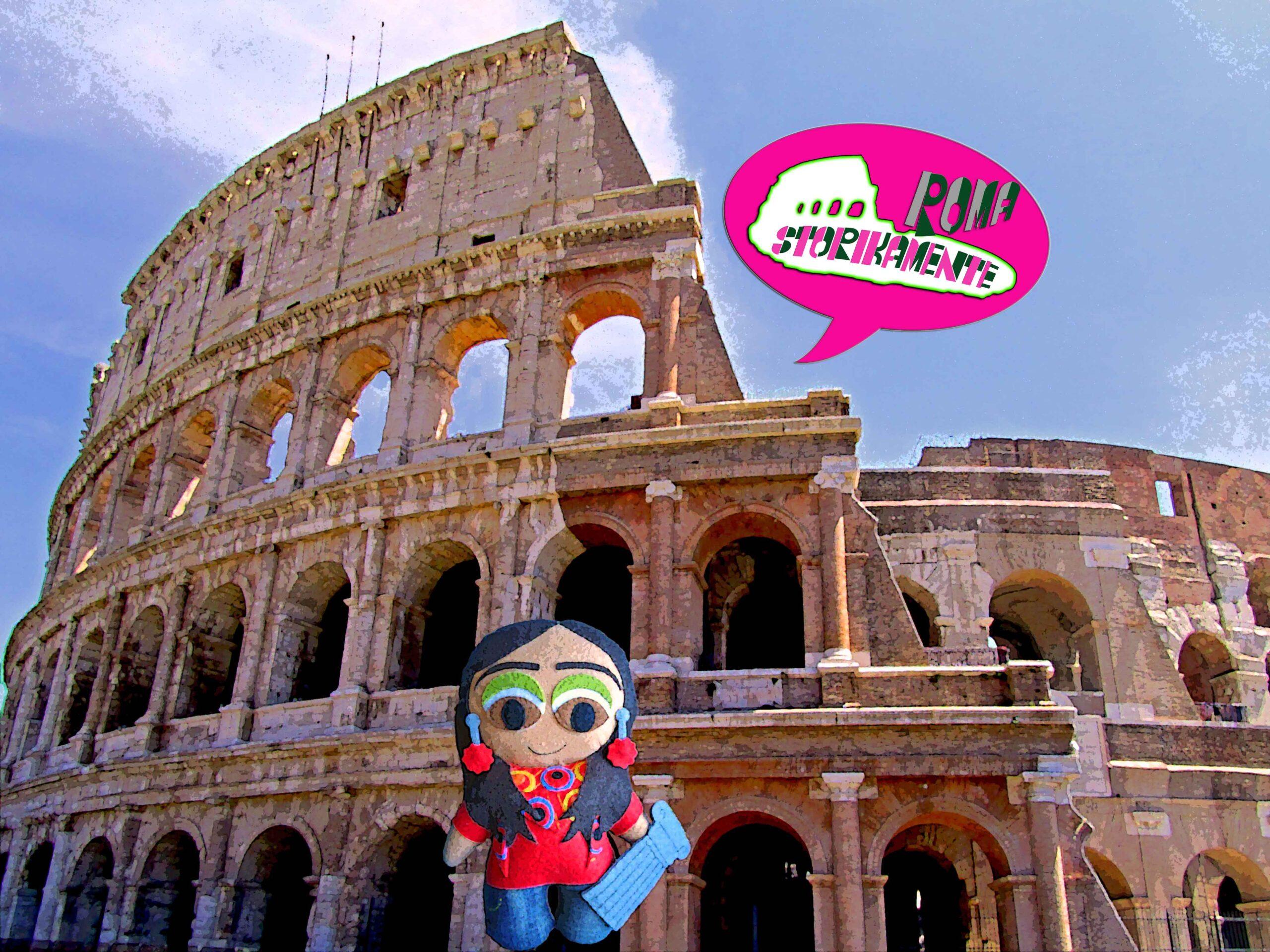 Piccola-Clio-Colosseo
